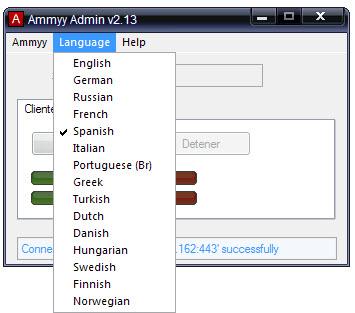 idioma Ammyy