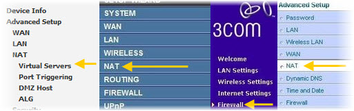 Como abrir los puertos del router Para server de MTA!