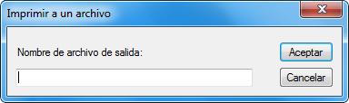 Nombre del archivo