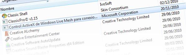 Windows Live Remote Connection