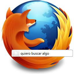 Cambiar el buscador desde la barra de direcciones de Firefox