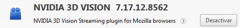 Desactivar plugin de Nvidia